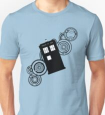 doctor who tardis r T-Shirt