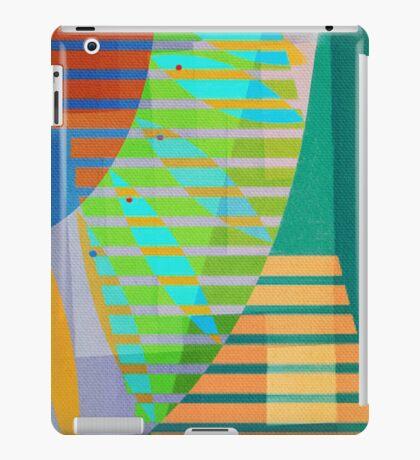 A Lama, o Mangue e o Mar (The mud, the Mangue and the Sea) iPad Case/Skin