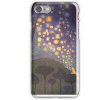 The Floating Lights iPhone Case/Skin