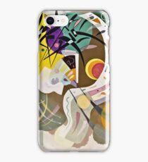 Vassily Kandinsky - Dominant Curve  iPhone Case/Skin