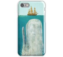 The Whale  iPhone Case/Skin