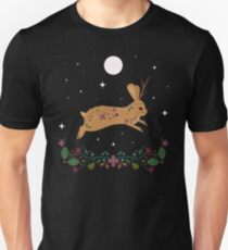 The Jackalope Rides at Midnight  Unisex T-Shirt
