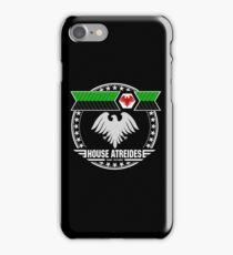House Atreides Crest (Dark) iPhone Case/Skin