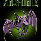 Demon-Hunter by Paula García