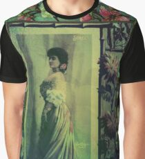 Cecile Sorel Graphic T-Shirt
