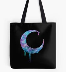 Melting Moon Tote Bag