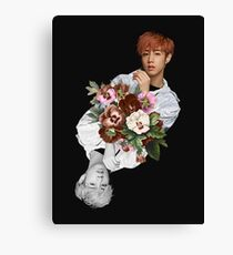 Mark Canvas Print