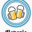 Bavaria 2 Beer (Munich Germany) by MrFaulbaum