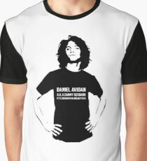 Dan Avidan Loves Haikus Graphic T-Shirt