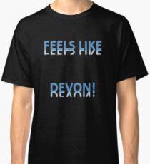 FEELS LIKE DEVON LOGO Classic T-Shirt