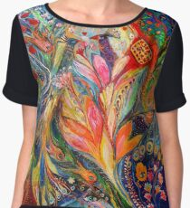 The Queen Lillie Chiffon Top
