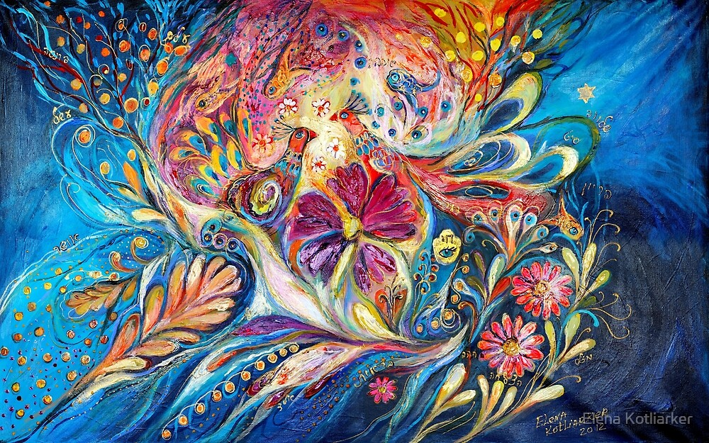 The Flowers of Sea by Elena Kotliarker