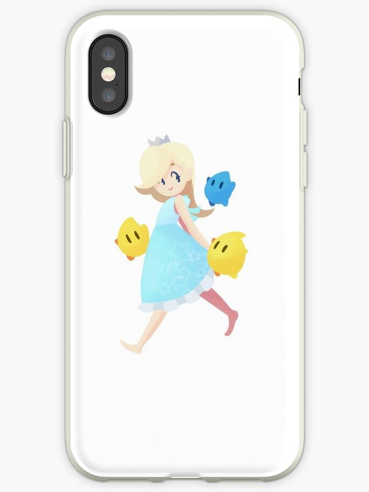 petite princesse rosalina mario galaxy coques et skins iphone