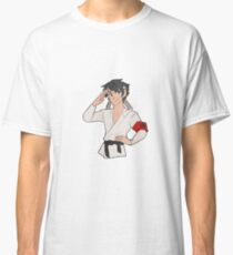 WELCOME TO THE MARTIAL ARTS CLUB Classic T-Shirt