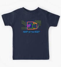 The Heart of the Robot Kids Tee