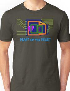 The Heart of the Robot Unisex T-Shirt