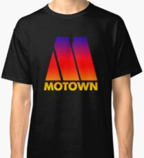 MOTOWN DISCO RECORDS (SUNSET) Classic T-Shirt