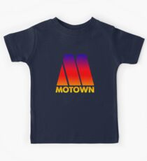 MOTOWN DISCO RECORDS (SUNSET) Kids Clothes