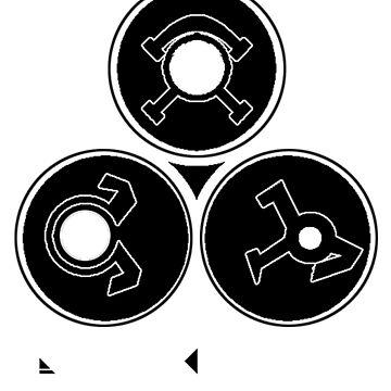 Alkemy Symbol Yang by OnyxLenz