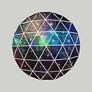 Space Geodesic  by Terry  Fan
