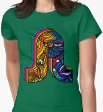 PL Pretty Lights Music Logo 1 Womens Fitted T-Shirt