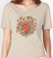 Heart of Thorns  Women's Relaxed Fit T-Shirt