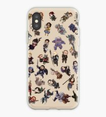 Party Members iPhone Case