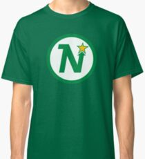 MINNESOTA NORTH STARS HOCKEY RETRO Classic T-Shirt