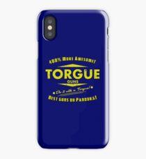 Torgue Guns iPhone Case/Skin