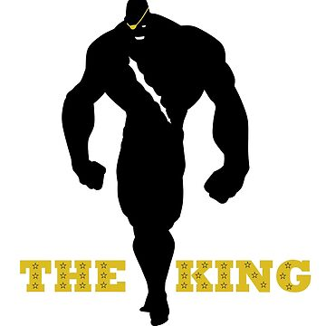 The King of Muay Thai by SugoiTees