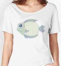 A Cool Fish Women's Relaxed Fit T-Shirt
