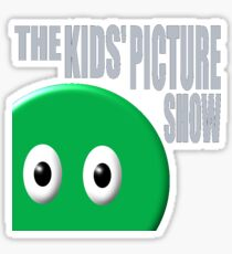 The Kids' Picture Show Logo #2 Sticker