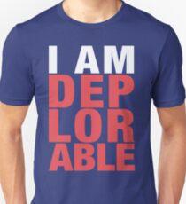 I Am Deplorable T-Shirt