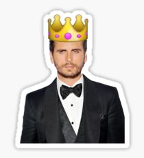 Lord Disick | Crown Emoji Sticker