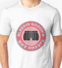 Bleedin Gooch's Bike Shorts Unisex T-Shirt