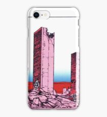 Katsuhiro Otomo Destruction iPhone Case/Skin