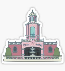 Casa Bonita Denver Sticker