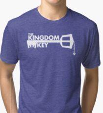 The Kingdom Key Tri-blend T-Shirt