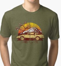 Weathered Beauty Z31 Tri-blend T-Shirt