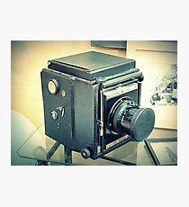 Oldtimer Photographic Print