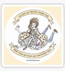 Classic Lolita Sticker