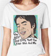 The Best Soy Latte That You Ever Had, And Me. Women's Relaxed Fit T-Shirt