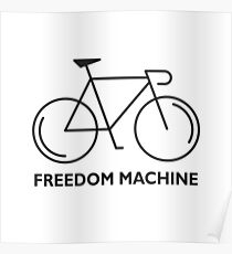 FREEDOM MACHINE Poster