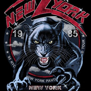 New York Panthers by CreativeDiv0071