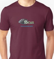 Focus, Photographers UNITE Unisex T-Shirt