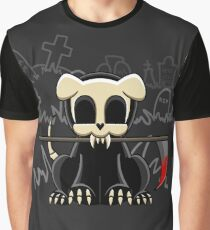 Grim Reapets - A Dog Named Decay - Blood Variant - Grim Pets Graphic T-Shirt