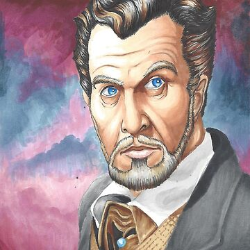Vincent Price, The Master of Horror by Tyler-Blake