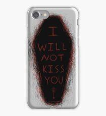 Cancer Coffin iPhone Case/Skin
