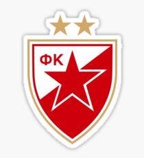 Crvena Zvezda Sticker