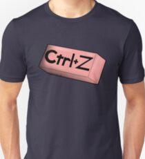 Manual Ctrl+Z  T-Shirt